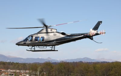 EXCLASES GROUP DELIVERED THE FIRST MULTI-ROLE AW109 TREKKER TO RUSSIA