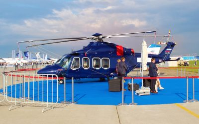 EXCLASES GROUP TO PRESENT MULTI-PURPOSE AW139 AND FULL RANGE OF AFTER-SALES SERVICES AT MAKS-2021